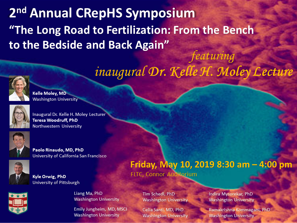 2nd annual CRepHS Symposium